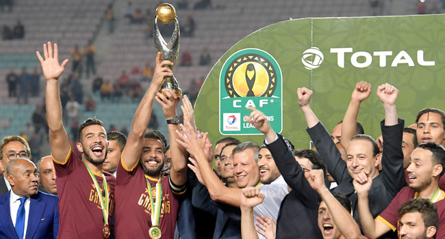 CAF Declares Esperance African Champions After Legal Battle