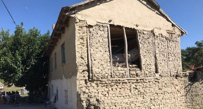 Buildings Collapse As 5.8-Magnitude Earthquake Hits Southwest Turkey