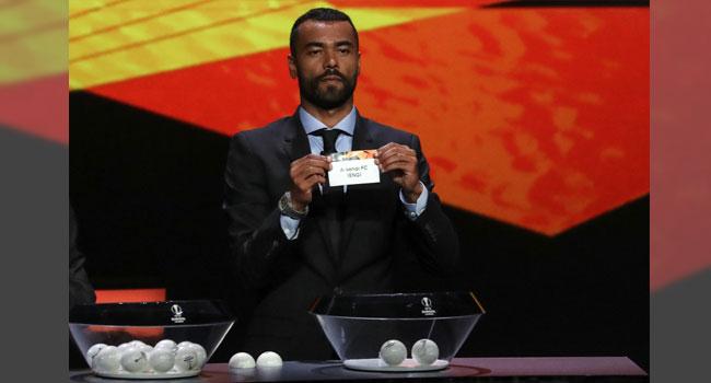 Arsenal Drawn With Eintracht In Europa League, Man Utd Head To Kazakhstan