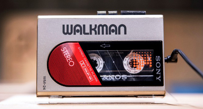 Hit Rewind: Sony Walkman Triggers Nostalgia On 40th Birthday