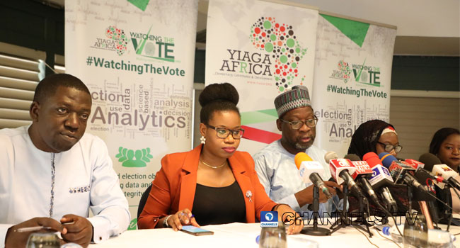YIAGA Africa Presents Report On 2019 General Elections