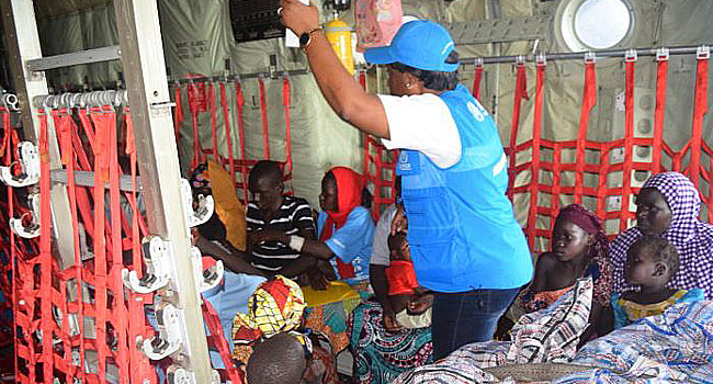 133 Nigerian Refugees Return From Cameroon