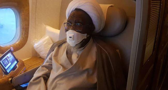 El-Zakzaky, Wife Depart Nigeria For India