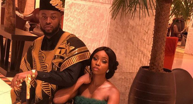 Ex-Big Brother Housemates Teddy A, BamBam Get Engaged