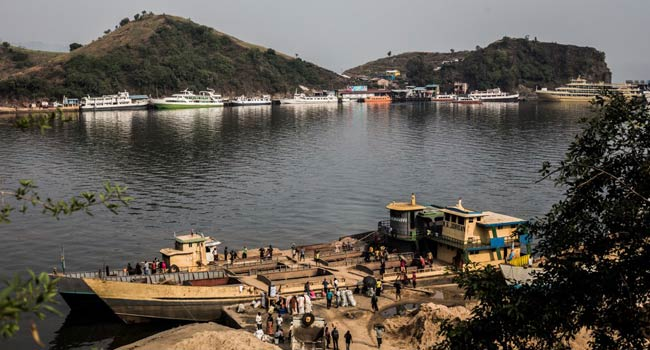 20 Bodies Recovered From DR Congo River Days After Ferry Explosion