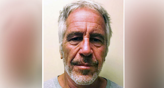Jeffrey Epstein Death Ruled As Suicide By Hanging – US Media