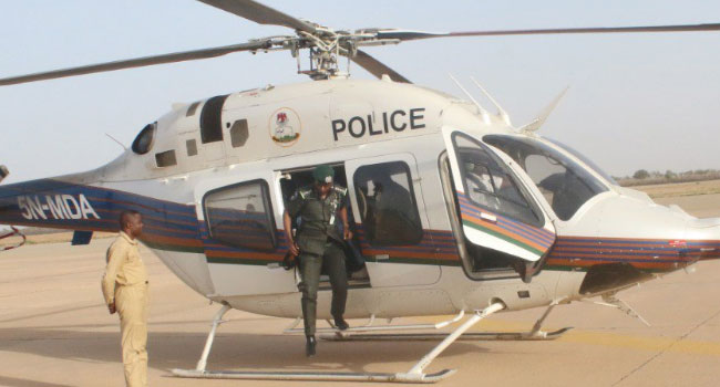IGP Orders Deployment Of Police Helicopters To Tackle Crimes