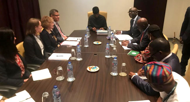 UK Lauds Osinbajo's Role In Ease Of Doing Business - Channels Television
