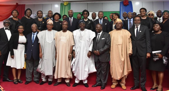 Lagos Govt Holds Retreat For Cabinet Members