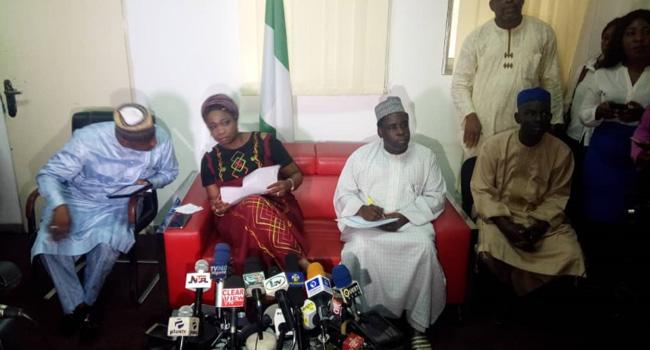 Xenophobia: 319 Nigerians Expected To Return From South Africa Tomorrow – Abike Dabiri
