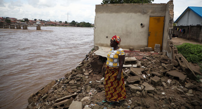 Flood Displaces Residents Of Abuja Community