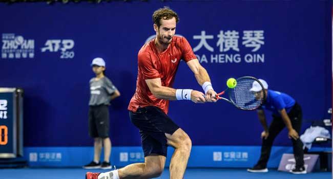 Zhuhai Championship: Murray Crashes Out Of Last 16