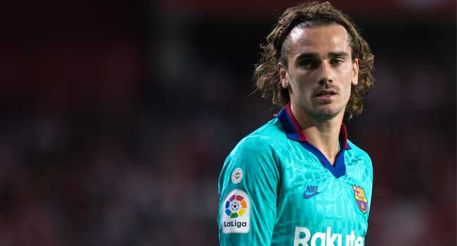 Barcelona Fined Paltry 300 Euros For Tapping Up Griezmann