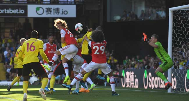 Draw! Watford Fight Back From Two Goals To Hold Arsenal
