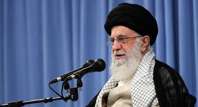 Iran's Supreme Leader Mocks US Democracy