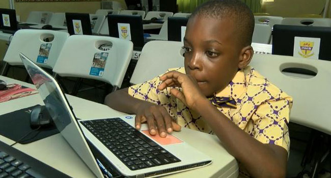 Is This Nigeria's Future Tech Star?