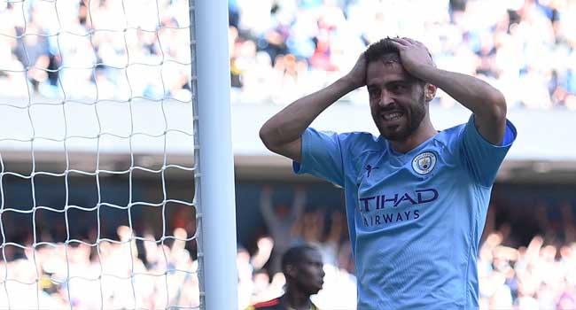 Bernardo Salutes 'Unbelievable' Man City After Watford Win