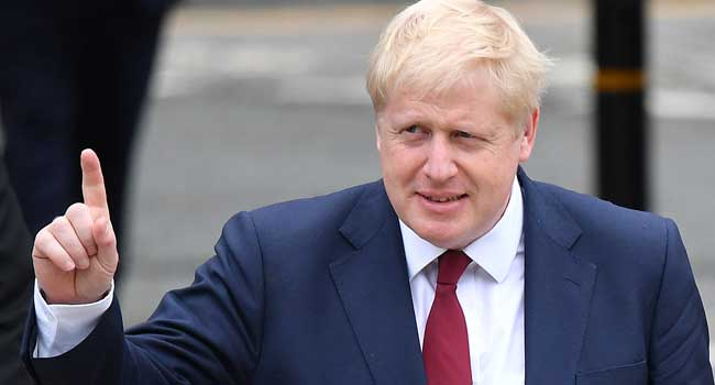 Boris Johnson On Defensive Again Over Groping Claim