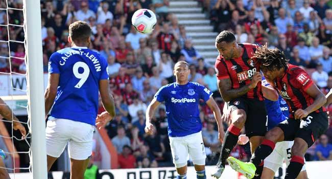 Bournemouth Shock Everton In Premier League Clash