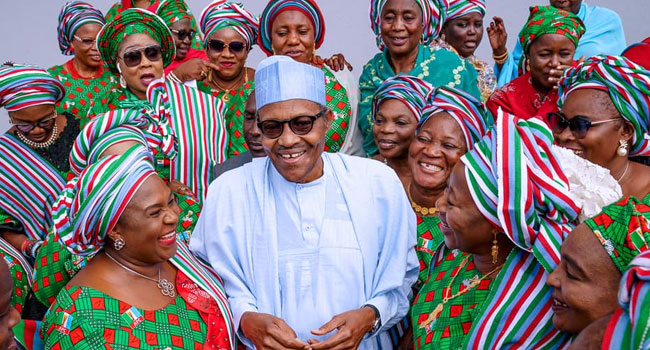 Why I Prefer Women To Oversee Nigeria's Economy, Finances – Buhari