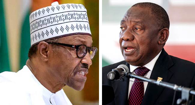 Xenophobia: South African Govt Anticipates Buhari's Visit In October