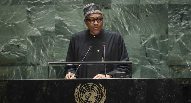 We Will Increase Access To Water For Nigerians, Buhari Tells UNGA