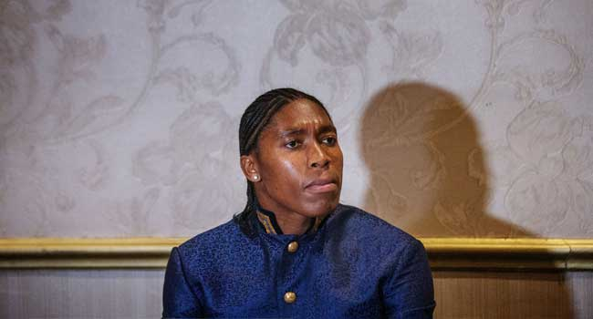 Banned Athletics Star Semenya Joins South African Football Club
