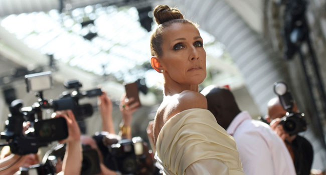 Celine Dion Returns To Canada To Kick Off World Tour