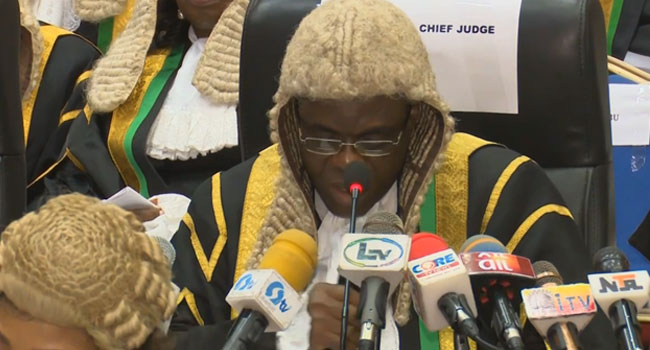 Acting Chief Justice Of The Federal High Court Calls For Recruitment Of More Judges