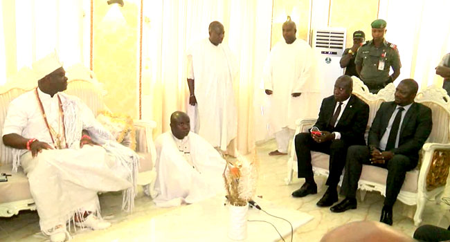 EFCC Seeks Traditional Rulers' Support To Fight Cybercrime