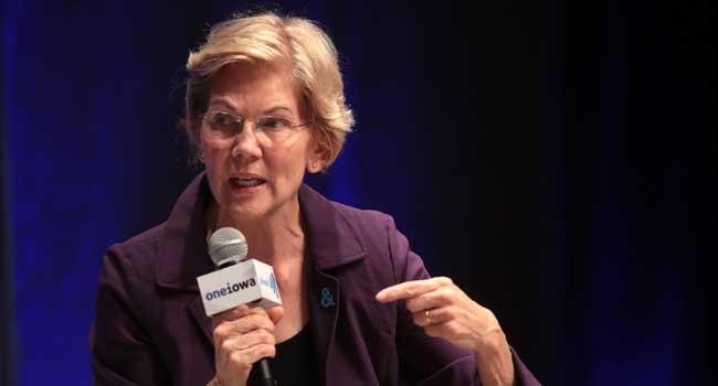 Warren Overtakes Biden In New 2020 US Election Poll