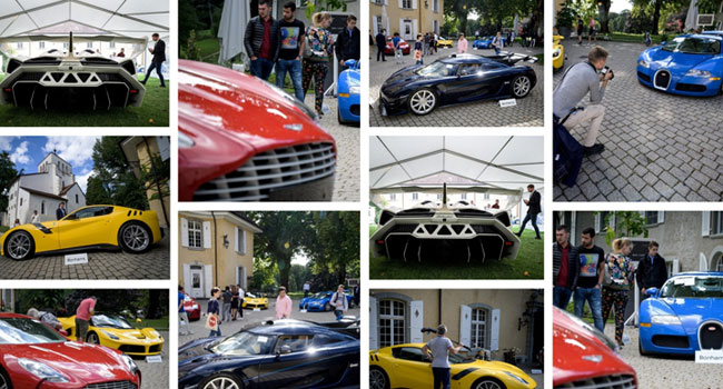 Swiss To Auction 25 Super Cars Seized From E. Guinea Leader's Son