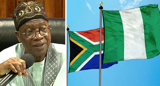 Xenophobia: Don't Attack South African Businesses, Nigerian Govt Urges Citizens