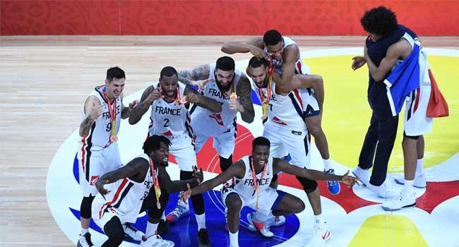 FIBA: France Beat Australia To Clinch World Cup Bronze