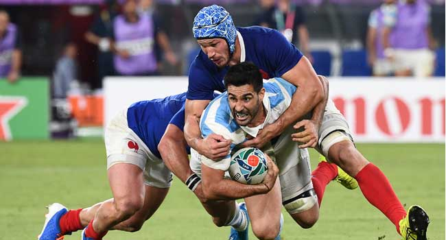 France Survive Pumas Scare In Rugby World Cup Opener