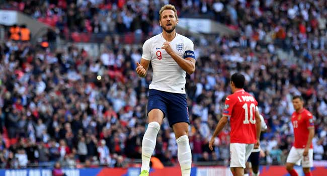 Euro 2020 Qualifier: Kane Hits Hat-Trick As England Thrash Bulgaria