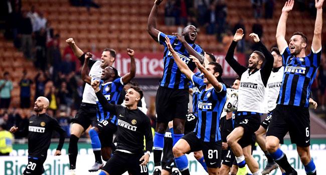 Inter Regain Serie A Lead With Derby Triumph