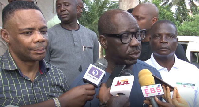 Edo Govt Vows To Track Down Kidnappers Of Irrua CMD