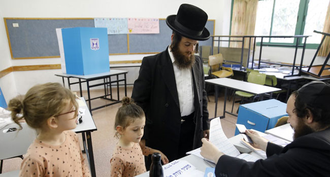 Israel Election: Exit Polls Show Possibility Of Another Deadlock
