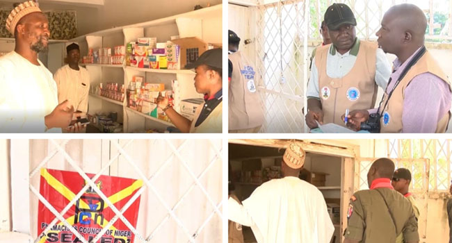 Pharmacists Council Of Nigeria Seals Off 332 Premises In Jigawa