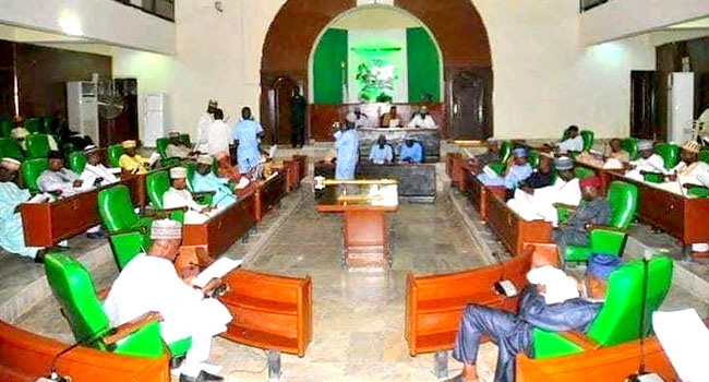 Jigawa Assembly Suspends Ex-Chief Whip, Majority Leader For Six Months
