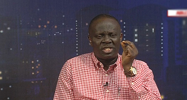 'I'm Not Seeing Any Hope': Afegbua Slams Buhari's Govt, 100 Days Into 2nd Term