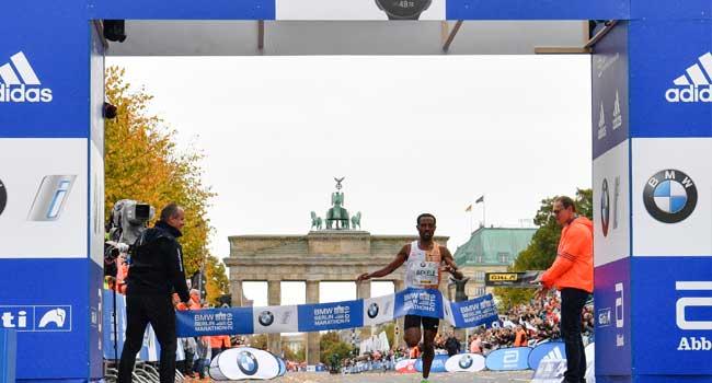 Bekele Wins London Half-Marathon, Breaks Farah's Record