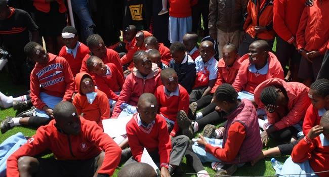 Seven Children Killed, Scores Injured In Kenya School Building Collapse