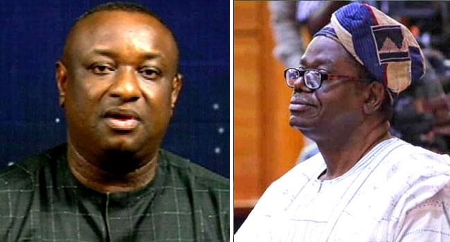 Keyamo, Alasoadura Swap As Buhari Reshuffles Cabinet