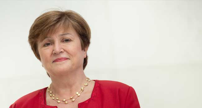 IMF Picks Kristalina Georgieva As New Managing Director