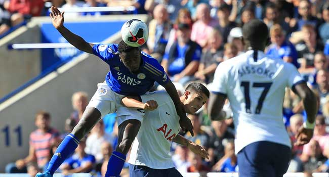 VAR Helps Leicester To Victory Against Tottenham