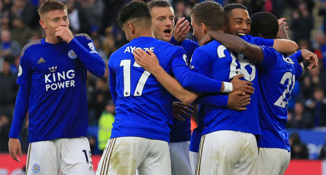 Leicester Climb To Third After Thrashing 10-Man Newcastle