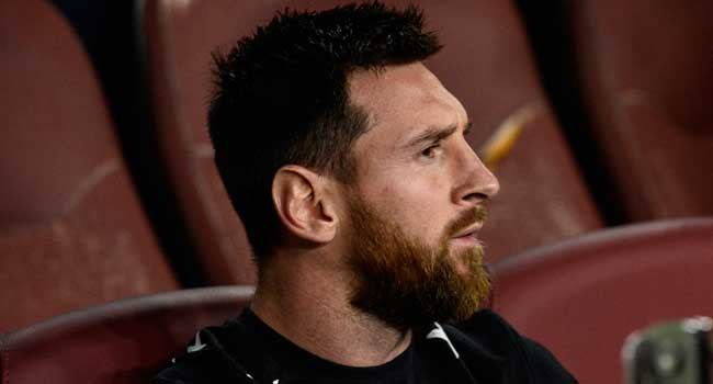 Messi Misses Start In Barcelona, Dortmund Champions League Clash