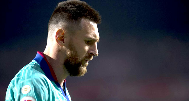 Messi Admits Tax Problems Made Him Want To Leave Barcelona